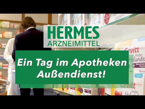 Ein Tag im Apotheken Außendienst bei HERMES Arzneimittel