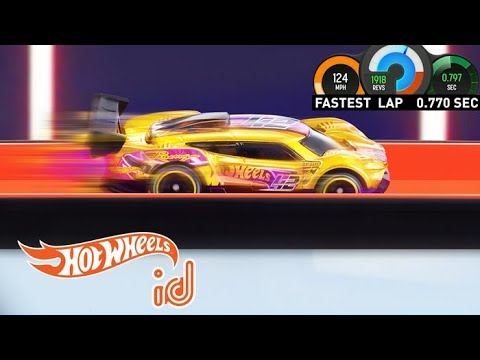 Hot Wheels id races in FASTEST LAP Tournament! | Hot Wheels