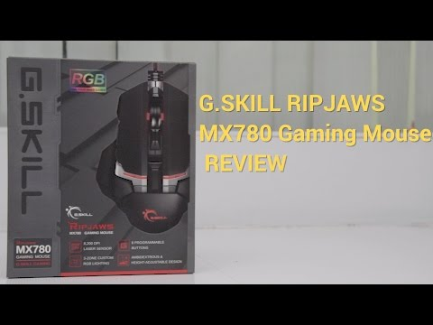 G.SKILL RIPJAWS MX780 Gaming Mouse review  Digit.in