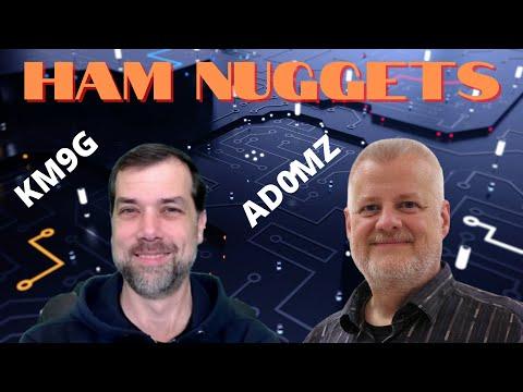 Ham Nuggets Live - Eric Strandjord, AD0MZ