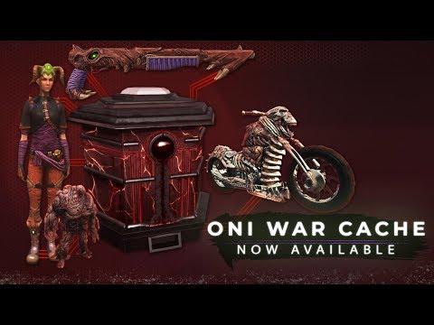 Introducing the Oni War Cache | Secret World Legends