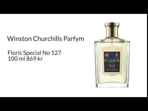 Legendernas Parfymval - Winston Churchill III