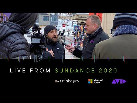 #AVID #SUNDANCE ⏩ Editor Joe Krings talks about cutting The Evening Hour | @Westlakepro