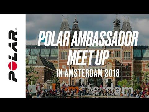Polar   Hanging out with the Polar Ambassadors