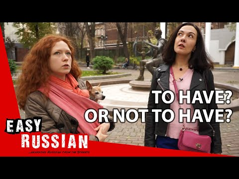 """How to use the Russian """"нет"""" in a sentence   Super Easy Russian 31 photo"""