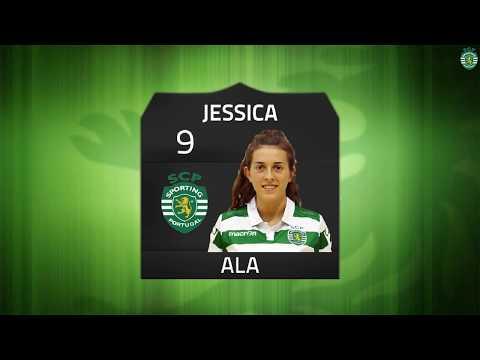 16/17 Resumo/Golos 2ª Fase Jornada 11 - Campeonato Nacional Feminino - Sporting CP 3 x 3 Vermoim