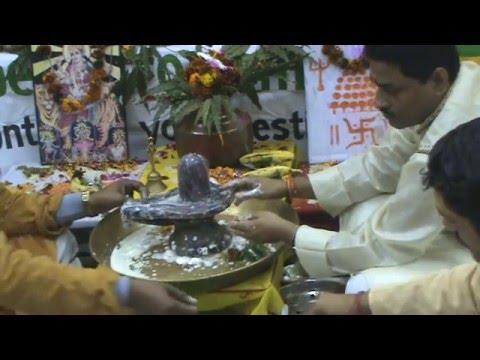 Maha Shivratri Puja Ceremony (Rudram Chamkam Yagna )