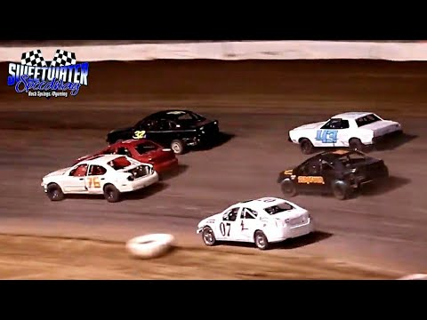 Sweetwater Speedway Cruiser Main Event 7/2/21 - dirt track racing video image