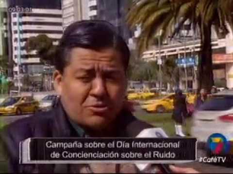 Ecuador TV - Entrevista a Christiam Garzón