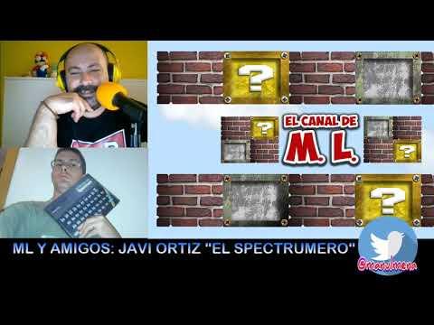 ML Y AMIGOS: Javi Ortiz (entrevista del canal de Manuel Luis Mena)