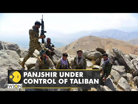 Taliban claims to defeat NRF in Panjshir Valley | Afghanistan | English News