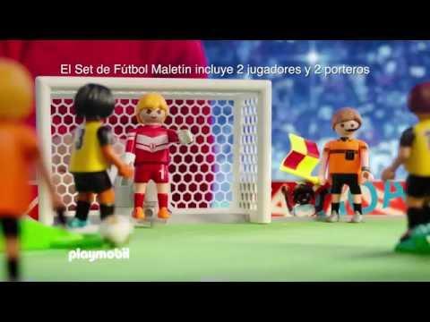 PLAYMOBIL – Fútbol (español)