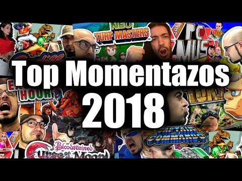 TOP Momentazos 2018