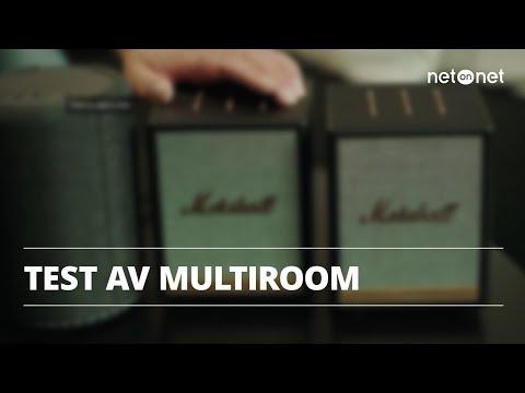 Orvar tester multiroom-system   NetOnNet Klubbhylla