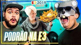 SIDÃO E O EFEITO JALAPEÑO - E3 2019 - Ubisoft Brasil