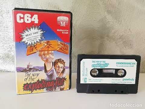 Commodore Commodoriano: En Respuesta a Juanje Juega: The Way of the Exploding FIst