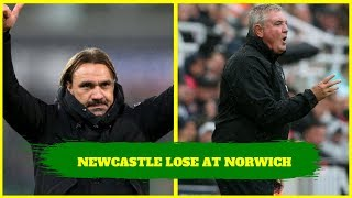 QUICK THOUGHTS FROM CARROW ROAD | NORWICH 3-1 NEWCASTLE