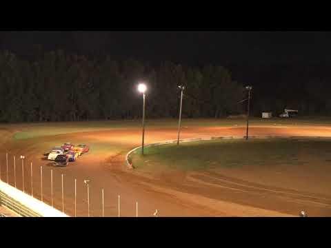 GoMobile Storage Mini Stock Feature Race - Oglethorpe Speedway Park - dirt track racing video image