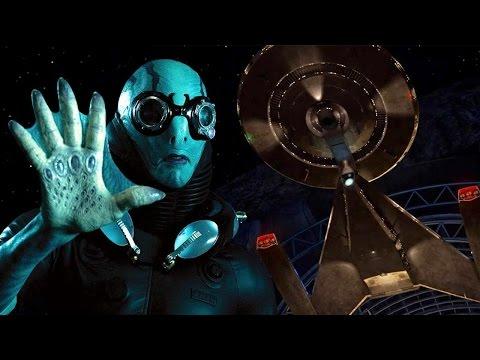 Star Trek: Discovery - Doug Jones on Playing a Brand New Alien