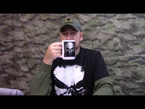 Don't use the Punisher logo.....