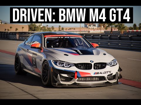 BMWBLOG Podcast EP46 - We drove the BMW M4 GT4 Racing Car