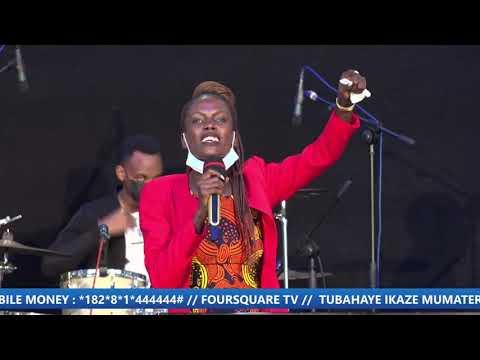 FOURSQUARE TV  ''Sunday 3rd Service '' With Bishop Dr. Fidele MASENGO 21.03.2021.