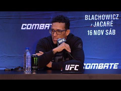UFC São Paulo: Post-fight Press Conference
