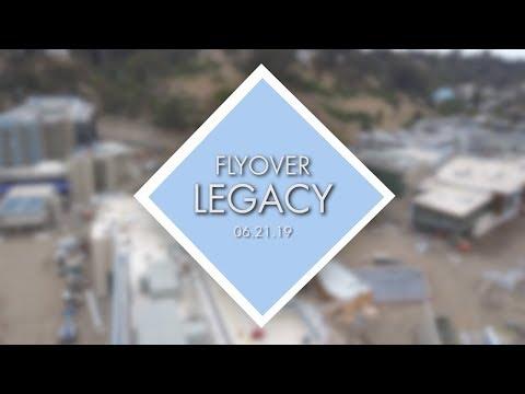 Legacy Flyover   June 21st 2019