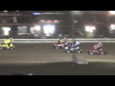08 24 2016 360 Sprintcars - dirt track racing video image