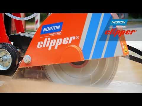 Norton Clipper CS451 Podlahová pila