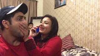 ਹਰ ਟਾਈਮ ਕੁੜ ਕੁੜ ਕੁੜ ਕੁੜ | Mr Sammy Naz | Husband Wife All Time FIght | Funny Video