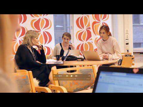 Studerande berättar om service manager-utbildningen