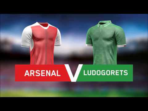 Champions League 18 October 2016: Arsenal v Ludogorets, Barcelona v Manchester City