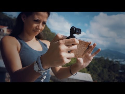 DJI - Osmo Pocket - Your Creative Companion