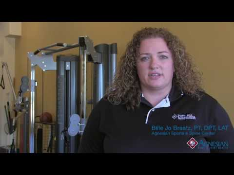 Agnesian Bone & Joint Health Tip of the Month: Shoulder Stability