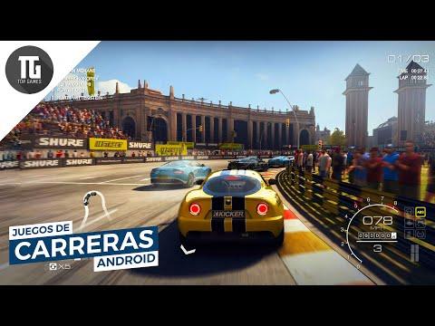 TOP 10 Mejores juegos de CARRERAS para Android 2020