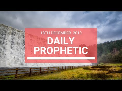 Daily Prophetic 18  December 4  of 4
