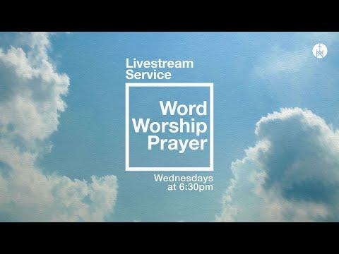 3/24/2021-Christ Church Nash-Full Service-WedWWP-Week 4:Lent & The Wilderness Journey-3rd Temptation