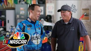 NASCAR Behind the Driver: Kevin Harvick explains importance of Ron Hornaday Jr.   Motorsports on NBC