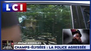 Interpellé en marge du 14-Juillet, Jérôme Rodrigues dénonce une arrestation