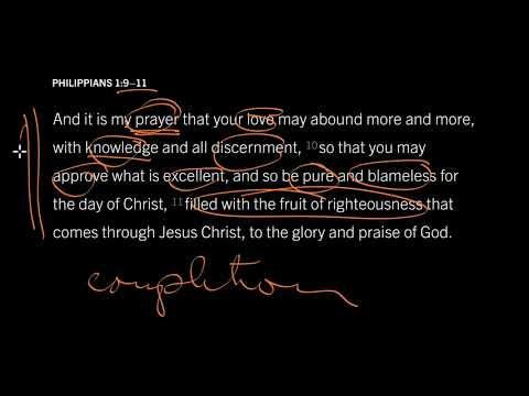 Philippians 1:20–26 // How Do We Get to Heaven?