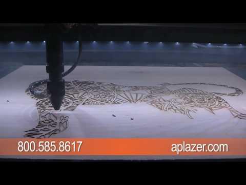 AP Lazer Takes to the Sky!