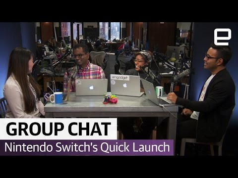 The Nintendo Switch & Obama commutes Chelsea Manning    The Engadget Podcast Ep: 25