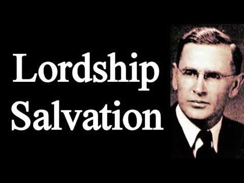 Lordship Salvation, Free Grace & the Sovereignty of God - Evangelist Rolfe Barnard Classic Sermon