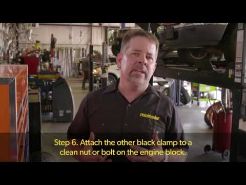 Meineke: How to Jumpstart Your Car