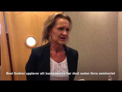 Intervju Boel Godner 3 juli 18