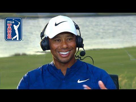 Tiger Woods reminisces 80th win at TOUR Championship 2018