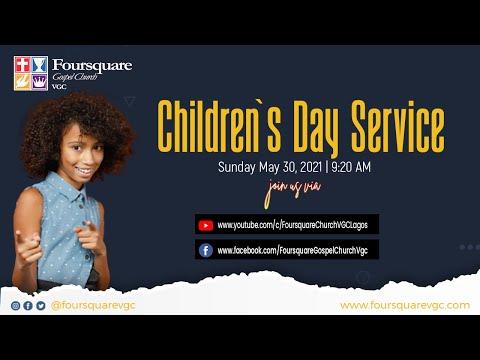 Children's Day Celebration. May 30, 2021