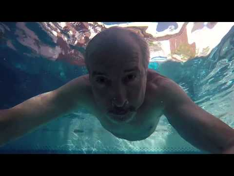 Party Under water GoPro Hero 4 Silver