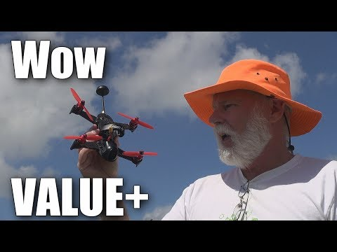 Review: Cicada 180 racing drone from Litus RC - UCahqHsTaADV8MMmj2D5i1Vw